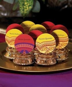 SummertimeWedding Name Plates - Middle East