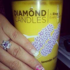 Diamond Candels