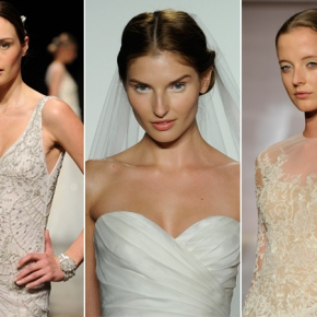 Wedding Wednesday: Hair and makeup trends for 2014