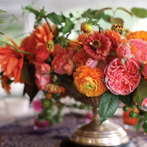 Wedding Wednesday: The trend in 2014 for flowers,invitations
