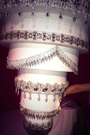 Wedding Wednesday: Make your wedding memorable — hang yourcake
