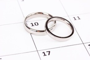 Wedding Wednesday: Setting the date