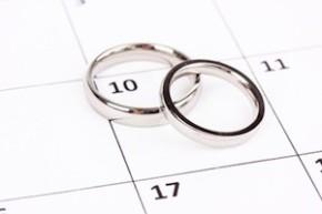 Wedding Wednesday: Setting thedate