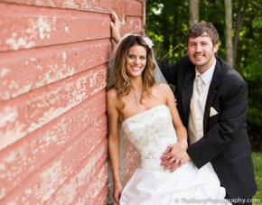 Wedding Wednesday: Makeup and hair at top of bride's to-dolist