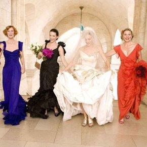 Wedding Wednesday: Getting wedding ideas from themovies