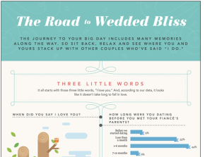 Wedding Wednesday: Wedding fun facts