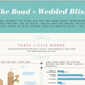 Wedding Wednesday: Wedding funfacts