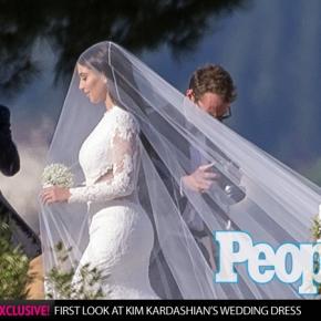 Wedding Wednesday: What would you think of a Kim Kardashian and Kanye Westwedding?