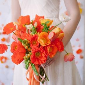 Wedding Wednesday: Single pop of color adds unique beauty to weddingdécor