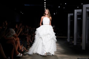 Wedding Wednesday: Spring 2015 Runways provide ideas for dress,nails