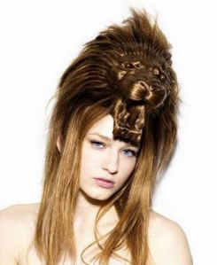 Outrageous hairstyles for weddings