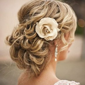 Wedding Wednesday: Five most romantic wedding hairstyles