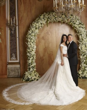 Wedding Wednesday: Celebrity weddings of 2014