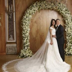 Wedding Wednesday: Celebrity weddings of2014