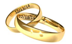 Weddings 12-13-14