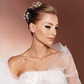 Wedding Wednesday: Top five winter wedding hairstyles
