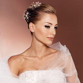 Wedding Wednesday: Top five winter weddinghairstyles