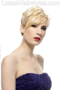 Wedding hairstyles for short hair 2015