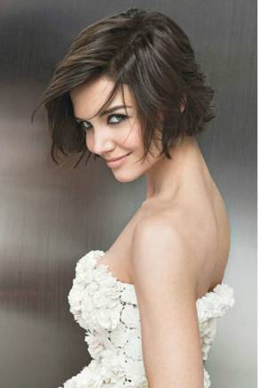Wedding Wednesday: Five short haircuts for 2015 weddings