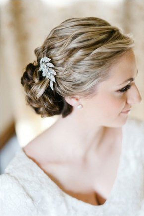Wedding Wednesday: Five updo hairstyles for your wedding