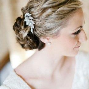 Wedding Wednesday: Five updo hairstyles for yourwedding