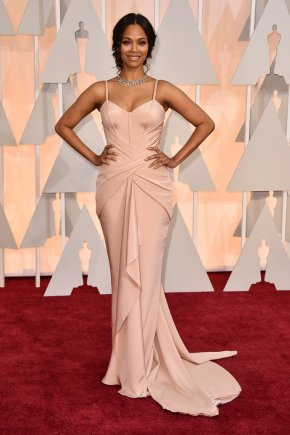 Wedding Wednesday: Hair and makeup ideas from the Oscars 2015