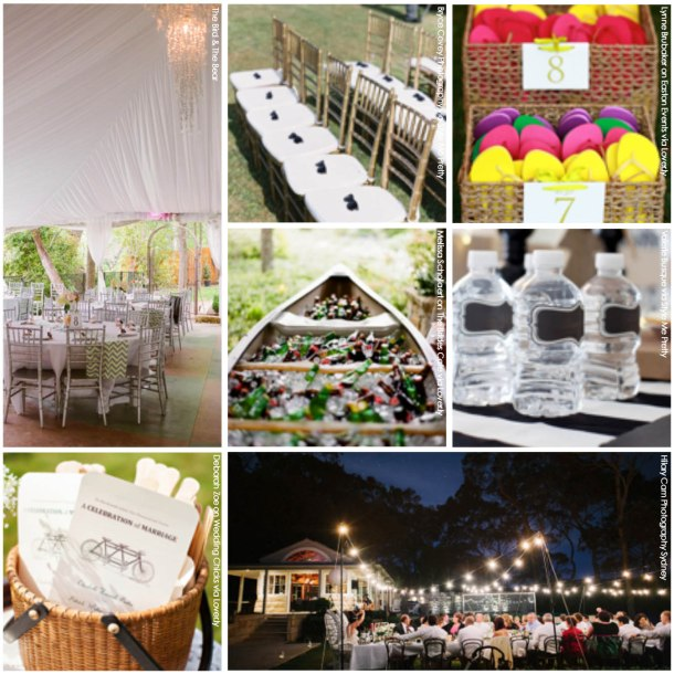 Ideas from Cre8 Salon & Spa to cool down your summer wedding