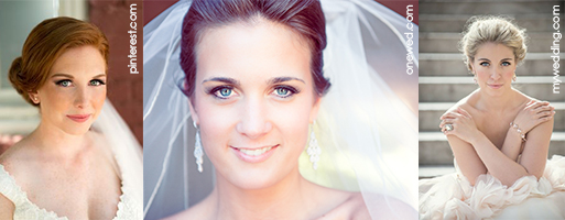 CRE8 Salon & Spa will create the perfect look for brides on their wedding day.