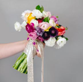 Wedding Wednesday: DIY weddingbouquets
