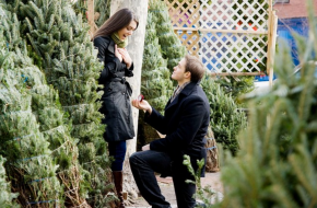 Wedding Wednesday: Holiday proposals