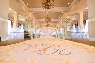 loews don césar hotel wedding