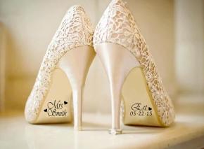 Wedding Wednesday: #Weddingshoes